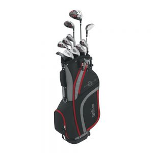 Wilson XLS Golf Clubs