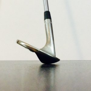 Golf Wedge Bounce