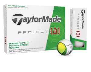 Taylormade Project Golf Balls